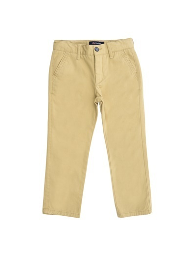 North Of Navy Pantolon Camel